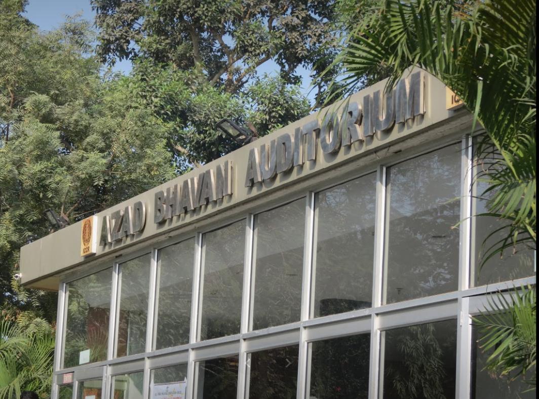 ICCR  Banner